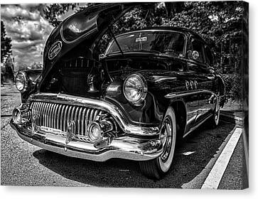 Shine Canvas Print by Dennis Baswell