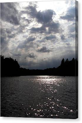 Shine On Canvas Print