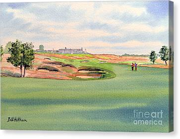 Shinnecock Hills Golf Course Canvas Print