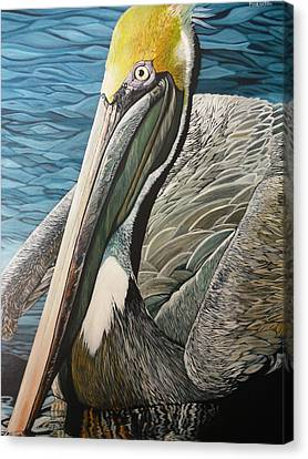 Canvas Print - Shiny Day by Jon Ferrentino