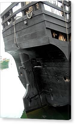 Ship 9 Canvas Print by Joyce StJames