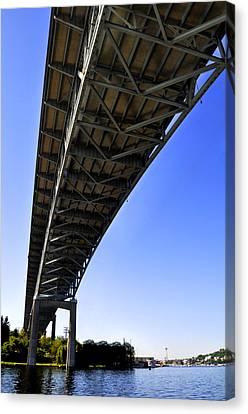 Ship Canal Bridge Canvas Print