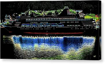 Shipshape 8 Canvas Print by Will Borden