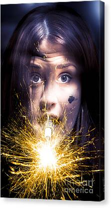 Shock Canvas Print - Shocked by Jorgo Photography - Wall Art Gallery