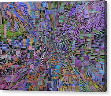 Shockwave Canvas Print by Tim Allen