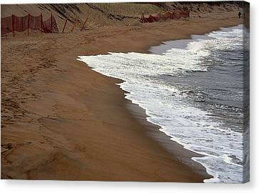 Shore Art - Plum Island Canvas Print
