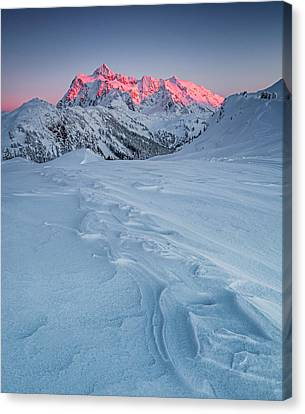 Shuksan's Shine Canvas Print