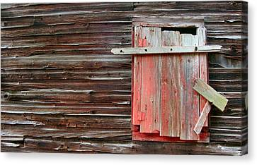 Canvas Print - Shuttered by Bruce Lennon