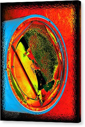 Sidelight Canvas Print by Wendy J St Christopher