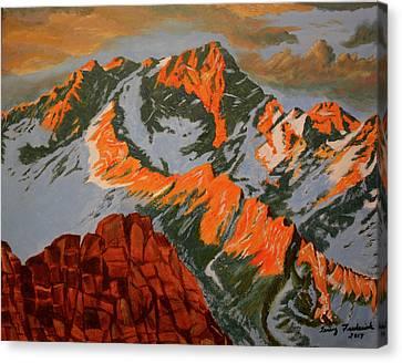 Sierra's Canvas Print