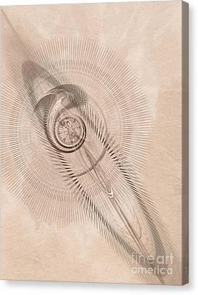 Sigil Canvas Print by John Edwards