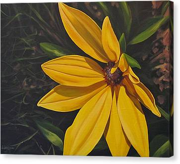 Sign Of Summer Canvas Print