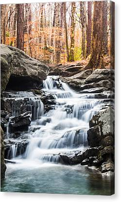 Autumn At Moss Rock Preserve Canvas Print