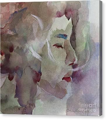 Wcp 1701 Silence Canvas Print