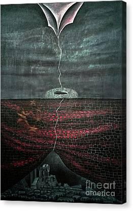 Silent Echo Canvas Print