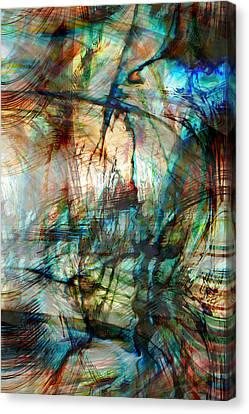 Silent Warrior Canvas Print