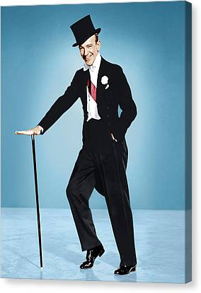 Silk Stockings, Fred Astaire, 1957 Canvas Print by Everett
