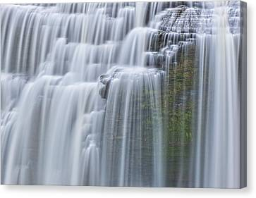 Silky Waters Canvas Print