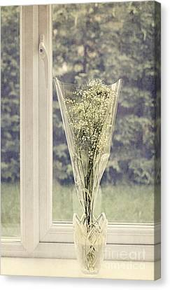 Simple Bouquet Canvas Print by Svetlana Sewell