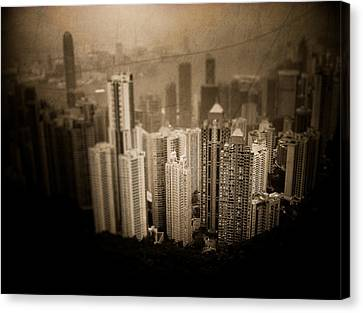 Sin City Canvas Print by Loriental Photography