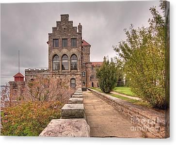 Kenneth Johnson Canvas Print - Singer Castle by Kenneth Johnson