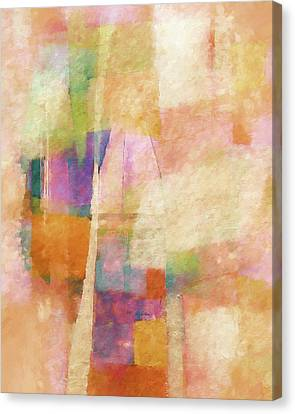 Singing Light Canvas Print by Lutz Baar