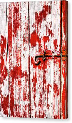 Gnarly Canvas Print - Sinister Country House Details by Jorgo Photography - Wall Art Gallery