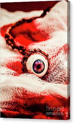Sinister Sight Canvas Print by Jorgo Photography - Wall Art Gallery