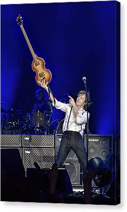 Sir Paul Canvas Print