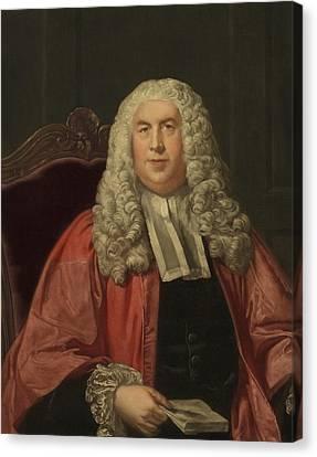 Sir William Blackstone 1723-1780 Canvas Print