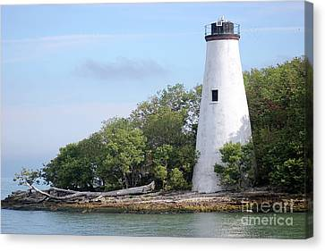 Sister Island Lighthouse Canvas Print