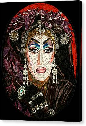 Sister Roma Canvas Print by Michael Kruzich