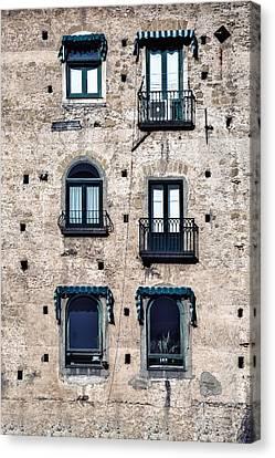 Six Windows Canvas Print by Joana Kruse