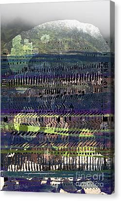 Skidda Canvas Print by Andy  Mercer