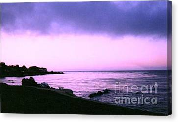 Skies Wide Open Canvas Print