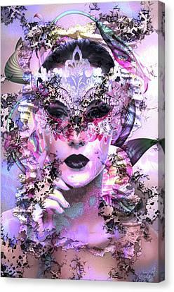 Skin Deep Canvas Print by Kathy Kelly