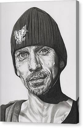 Skinny Pete  Breaking Bad Canvas Print by Fred Larucci