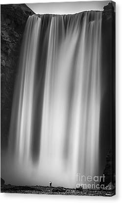 Skogarfoss Iceland Canvas Print