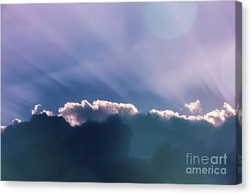 Sky Art Canvas Print