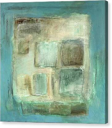 Sky Canvas Print by Behzad Sohrabi