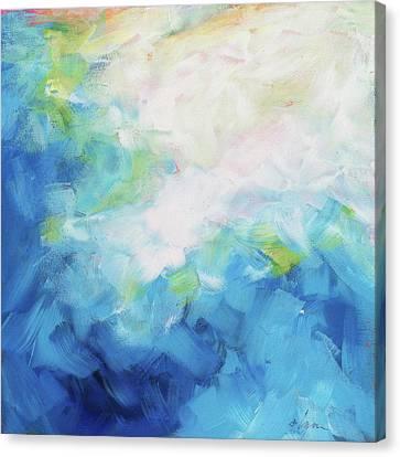 Sky Fall Canvas Print