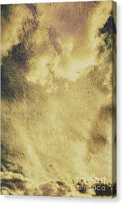 Sky Texture Background Canvas Print by Jorgo Photography - Wall Art Gallery