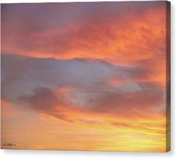 Sky Variation 17 Canvas Print