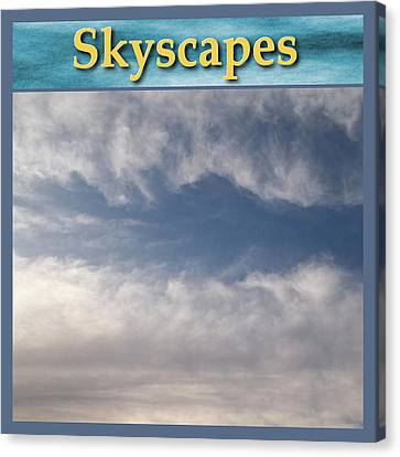 Skyscapes Gallery Icon Canvas Print by Glenn McCarthy Art and Photography