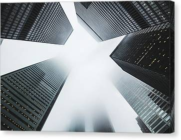 Skyscrapers Canvas Print