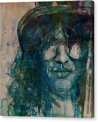 Slash Canvas Print - Slash  by Paul Lovering