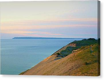 Sleeping Bear View Canvas Print