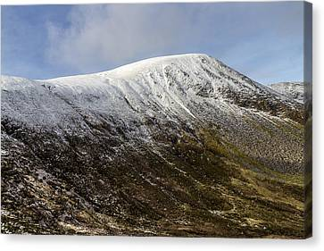 Slieve Commedagh Canvas Print