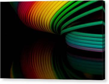 Slinky II Canvas Print