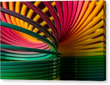 Slinky IIi Canvas Print